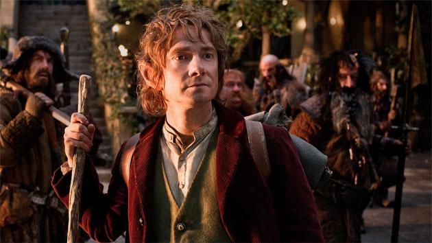 Martin Freeman in 'The Hobbit: An Unexpected Journey' (Photo: Warner Bros. Pictures)