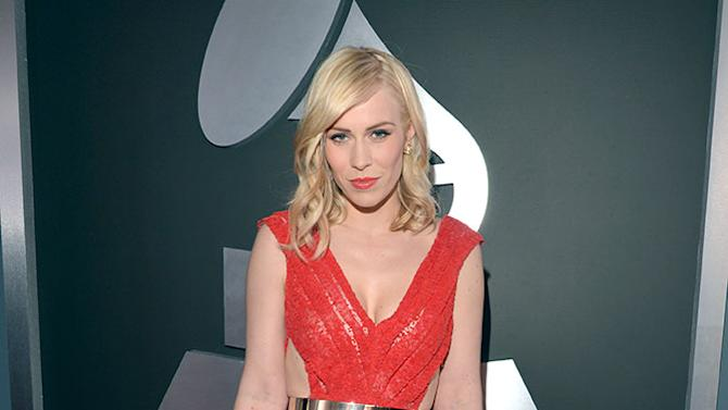 The 55th Annual GRAMMY Awards - Red Carpet: Natasha Bedingfield