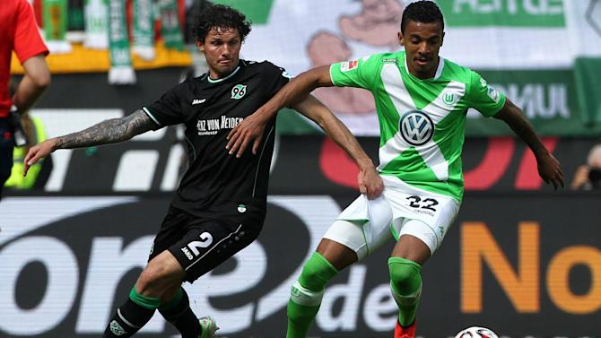 Video: Wolfsburg vs Hannover 96