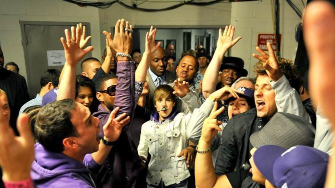 Bieber Justin Bieber Cncrt