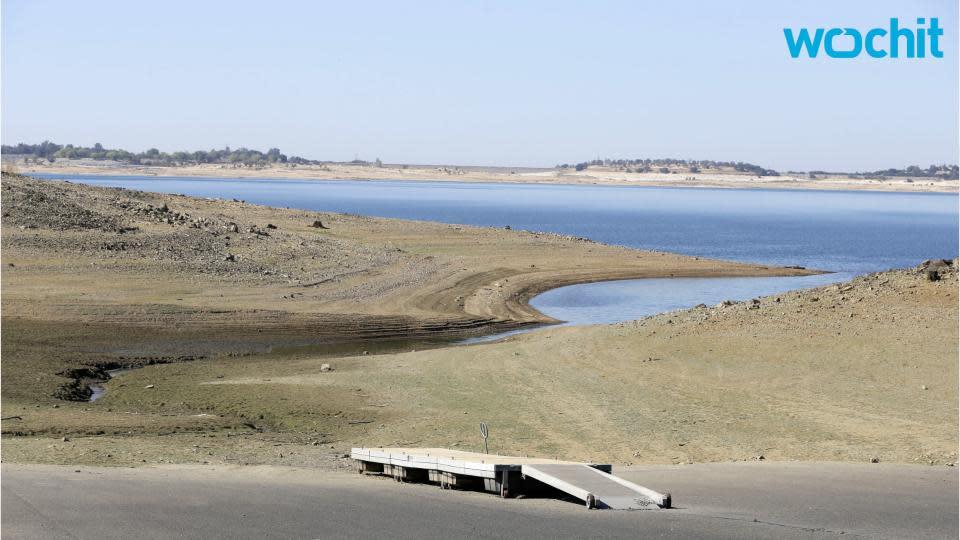 California needs 11 trillion gallons of water: NASA