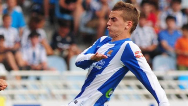 Liga - Sociedad thrash Osasuna, Almeria move off bottom