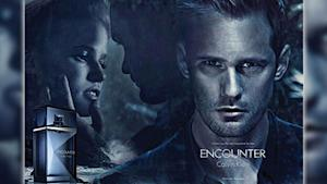 Skarsgard: The New Face of Calvin Klein!