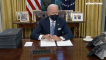 Biden signs executive orders regarding COVID-19, Paris climate agreement