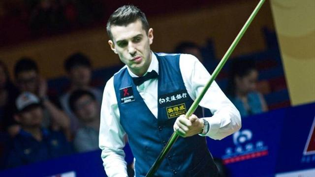 Snooker - Selby thrashes Lu in Hainan Island