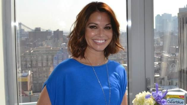 Melissa Rycroft ClearBlue -- MSL New York