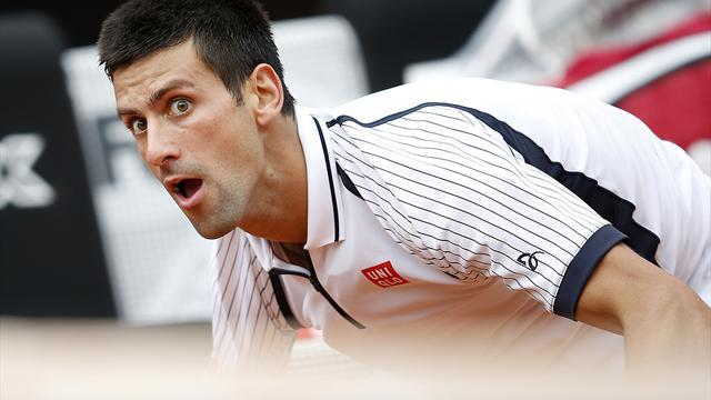 French Open - Superstitious Djokovic hopes to avoid Paris mishap