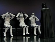12 Most Out Of This World Leadership Lessons From Star Wars image see no vader hear no vader speak no vader 300x225