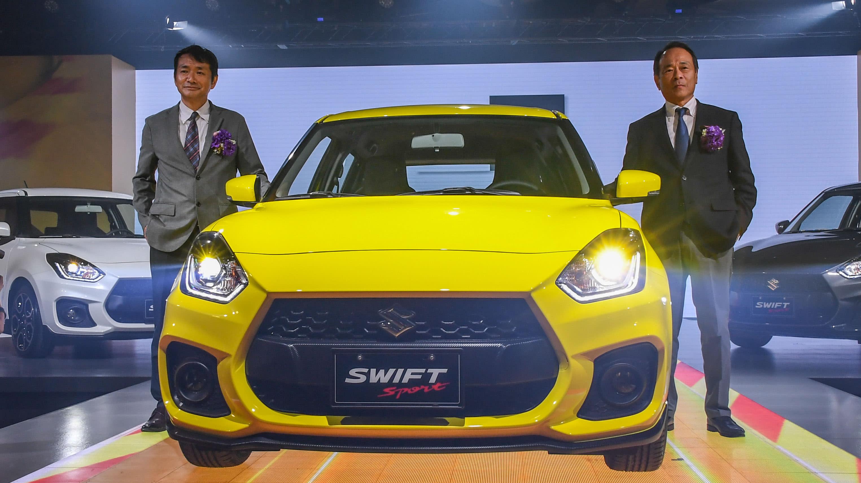 眾所期盼!運動版本強勢登場|Suzuki Swift Sport上市發表會