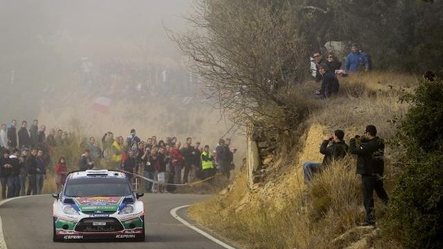 WRC - WRC drivers ordered not to talk to TV