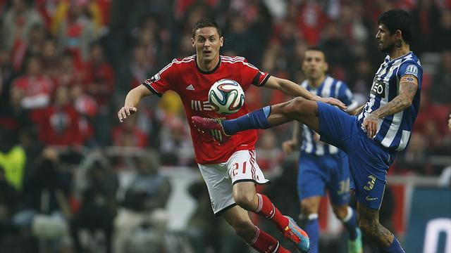 Premier League - Matic 'plays last game for Benfica', set for Chelsea return
