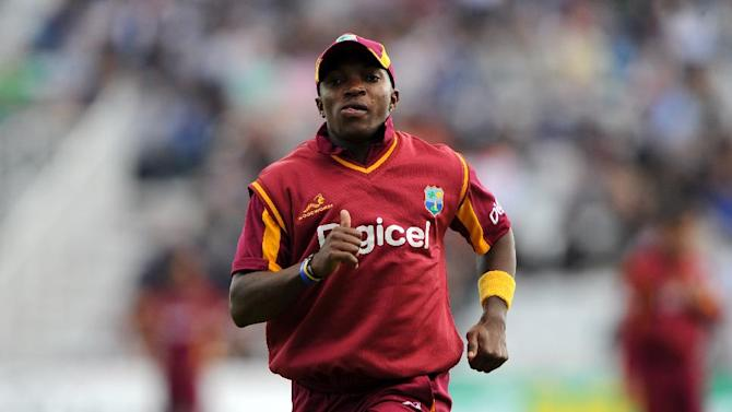 Fidel Edwards has claimed six wickets during the second Test