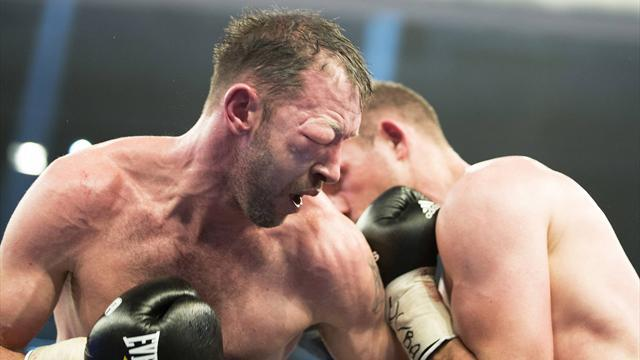 Boxing - Brahmer stops Maccarinelli to retain title