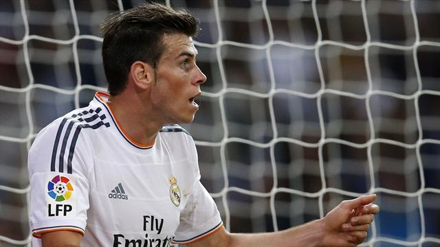 Liga - Injured Bale named in Wales squad, won't play