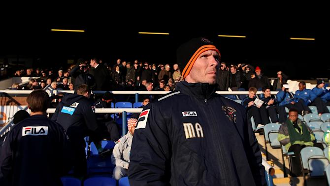 Michael Appleton picked up his first win as Blackpool boss against Peterborough