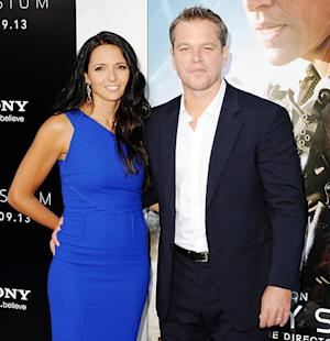 """Matt Damon on Aging: """"I've Become More of a Glutton"""""""