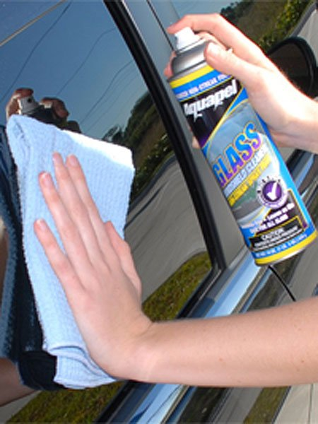 How To Clean The Inside Of Car Windows Without Streaks