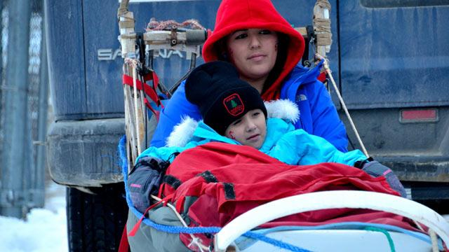 Florida Girl's Wish to See Snow Comes True