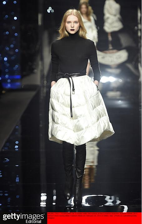 Ermanno Scervino - Runway RTW - Fall 2015 - Milan Fashion Week