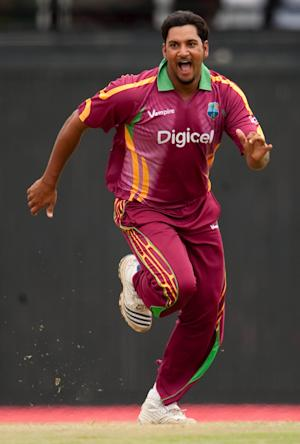 Ravi Rampaul's five-wicket haul failed to inspire West Indies
