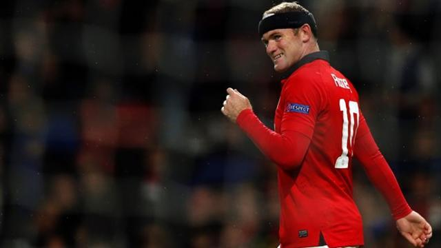 Champions League - Rooney: My good attitude is paying off