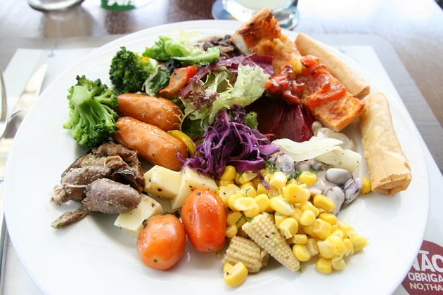 Cheap Brazilian Grilled Meats In This Great Lunch Deal