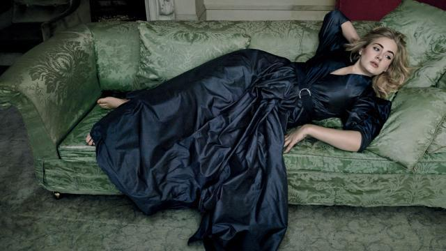 Adele Shows Off Weight Loss in Stunning 'Vogue' Shoot: 'I Fit Into Off-the-Shelf Clothes'