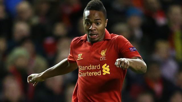 World Cup - Gerrard backs Sterling for England