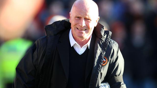 Scottish Football - Blackpool granted permission for Houston talks
