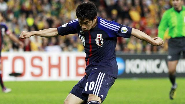 Kagawa: Japan must take risks against Brazil