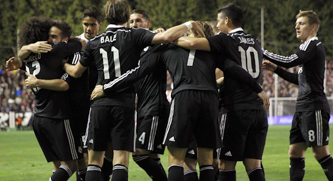 Video: Rayo Vallecano vs Real Madrid