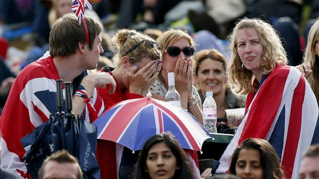 Wimbledon - Long-suffering Brits endure more Wimbledon heartache