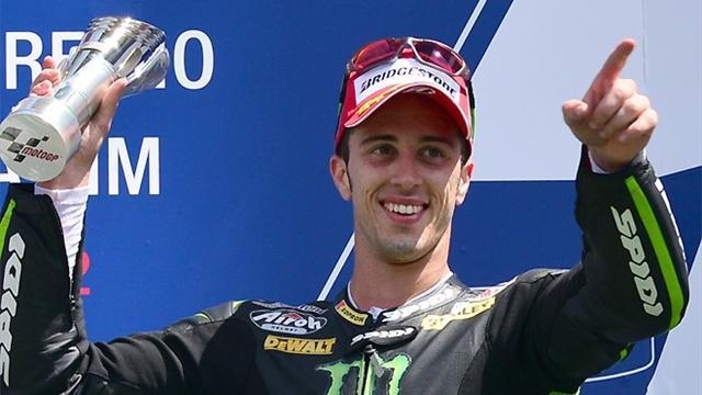 Motorcycling - Dovizioso reassured by Ducati gains
