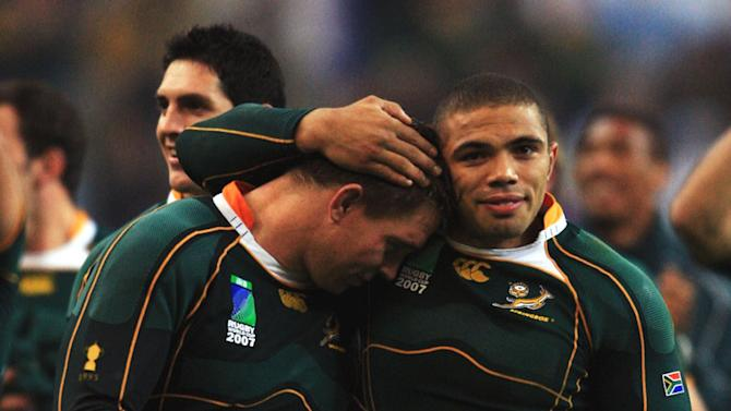 Springboks lining up at Toulon