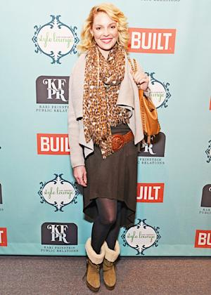 Katherine Heigl Hits Up The Sundance Film Festival