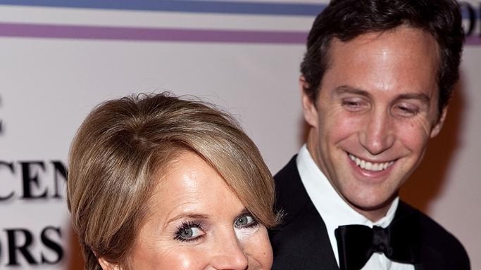 Katie Couric, Brooks Perlin