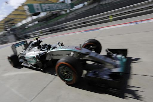 How Mercedes became the dominant power in Formula 1