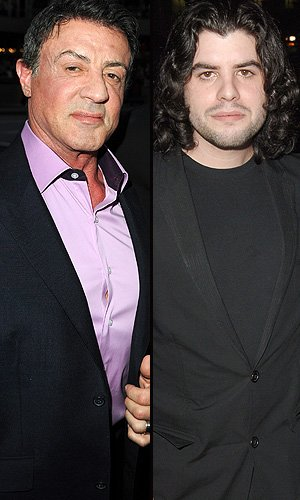 Sylvester Stallone's Son Sage Found Dead in his Hollywood ...