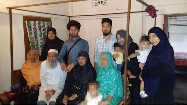 British Family Reportedly Joins IS In Syria