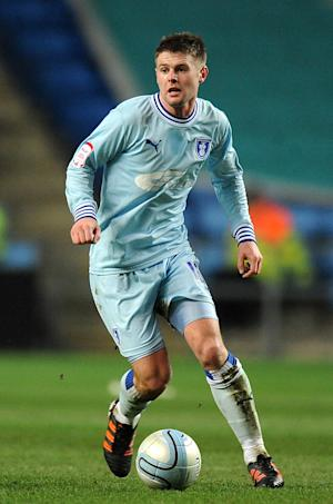 Oliver Norwood has had loan spells with Coventry and Huddersfield