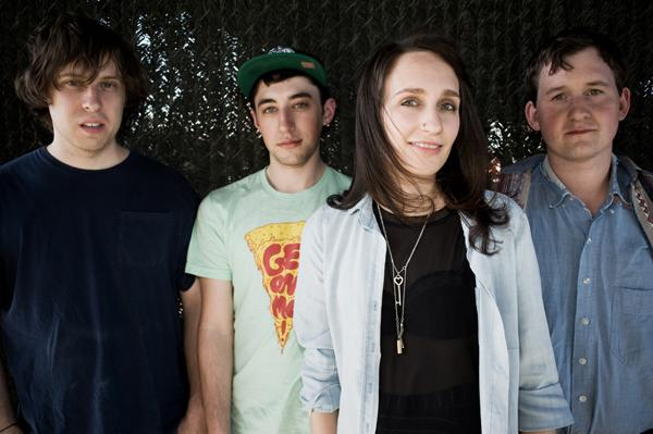 Speedy Ortiz Hit the Accelerator