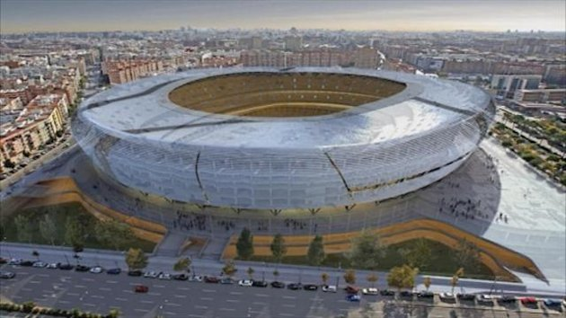 1113 - Valencia new stadium