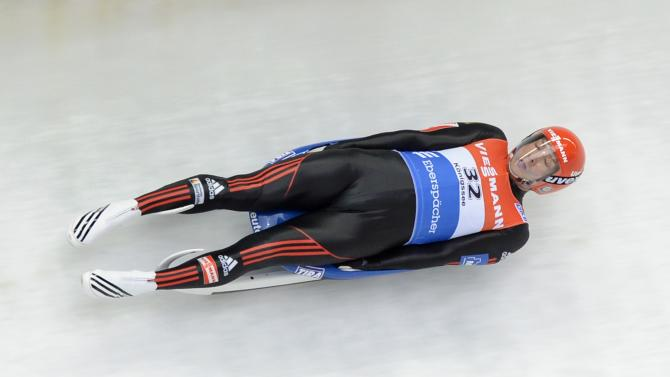 LUGE-WORLD CUP MEN-KOENIGSSEE