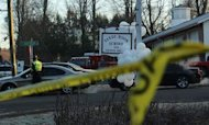 US Shooting: Gunman Had Hundreds Of Rounds