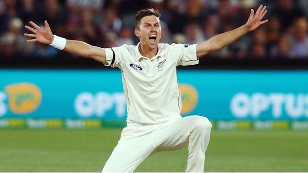 Boult: Test cricket a different game under the lights