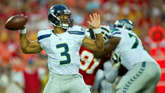 Wilson to start for Seahawks as Jackson leaves