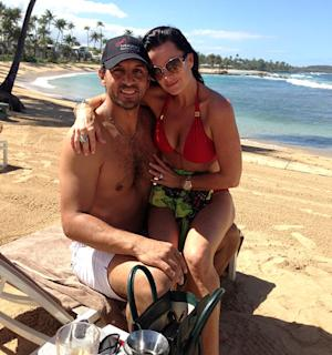 Kyle Richards, Husband Mauricio Umansky Show Off Sexy Beach Bods in Puerto Rico: Pictures