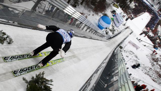 Ski Jumping - Strong winds cancel individual event in Willingen