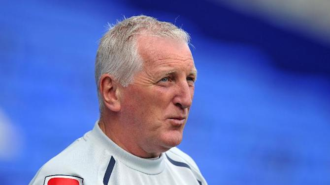 Ronnie Moore said he was 'gutted' after the home defeat by Doncaster