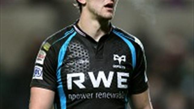 Rugby - Ospreys ground Dragons